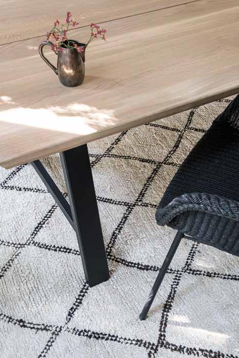 Diverse mogelijkheden wat betreft tafelbladen
